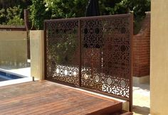 laser cut panels decorative - Google Search