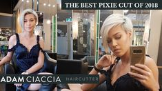 || The Best Pixie Cut of 2018 || With Australia Model Sinead J Carpenter - YouTube