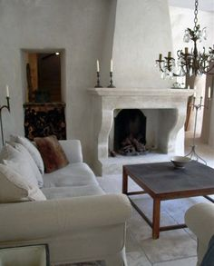 Trumeau, Interior And Exterior, Interior Design, Traditional Fireplace, Home Fireplace, Travertine, Architecture Details, New Homes, House Design