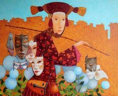 Mask Seller - Irma Kusiani