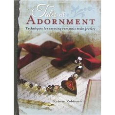 Tales of Adornment Resin Jewelry Book | Shop Hobby Lobby