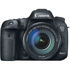 Canon EOS 7D Mark II Digital SLR Camera with 18-135mm IS STM Lens International Version (No warranty) >>> You can find more details by visiting the image link.