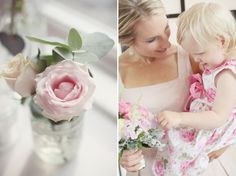 A Pastel Pink and Romantic Homemade, Humanist Wedding | Love My Dress® UK Wedding Blog