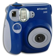 Instant Polaroid camera $89.99 an updated version of the old camera we love that snaps and prints instant pictures.