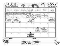 Download and printout your April customizable sheet and have your little ones color them in in their favorite colors! Jesus Resurrection, Activity Sheets, One Color, Some Fun, Fun Activities, Favorite Color, Printables, Tv, Colors