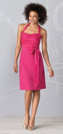 Bridesmaid Dress-fuchsia$59.99