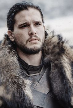 "gameofthronesdaily: ""  ♕ Jon Snow in Game of Thrones 6.09 ""Battle of the Bastards"" """