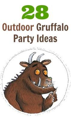 The Gruffalo crafts and activities | BabyCentre Blog