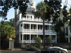 Charleston, SC. Built in 1780 -- oh my goodness.