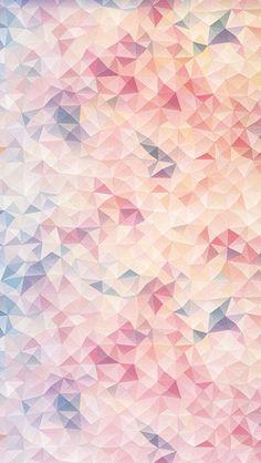Pastel Kaleidoscope Wallpaper