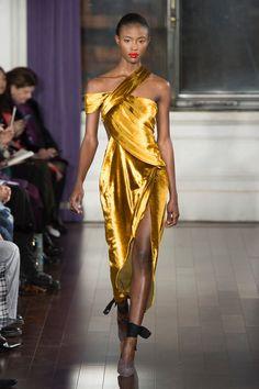 Jason Wu otoño-invierno New York Fashion Week Vogue Fashion, 90s Fashion, Runway Fashion, High Fashion, Fashion Show, Fashion Outfits, Jason Wu, Fashion Line, Fashion Week