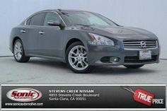 2011 Nissan Maxima, 25,597 miles, $22,982.