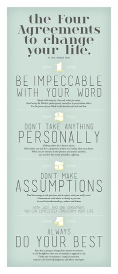 Positive Quotes : Rules to change your life for the better