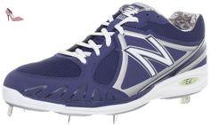quality design 20f98 cf48a New Balance - Mens 3000 Cushioning Baseball Shoes, UK  14.5 UK - Width D