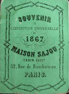 An international exposition was held in Paris in 1867 by Napoleon III's will. The site chosen for the #ExpositionUniverselle of #Paris 1867 was the Champ de Mars.