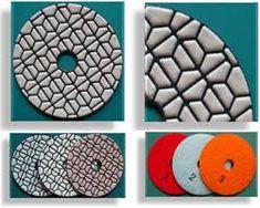 Image result for 3 step dry polishing pads Marble Polishing, Engineered Stone, Quality Diamonds, Stones, Rocks, Stone