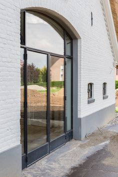 Steel outside doors & frames - Simply Steel Doors And Floors, Windows And Doors, Farm Villa, Shed Office, Farm Shed, Converted Barn, Exclusive Homes, House Doors, Window Frames