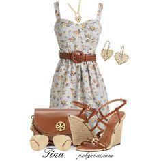 Vestido primavera - verano
