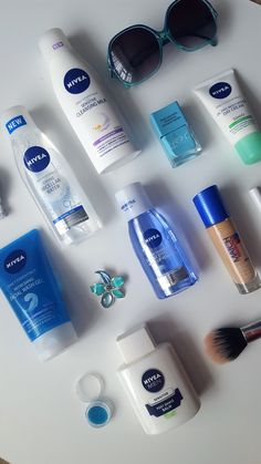 Today on the blog.. My NIVEA skincare routine and reviews ❤  www.lipstickluck.co.uk