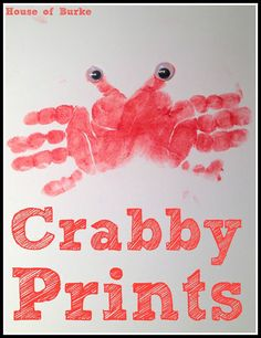 Crabby Prints - House of Burke
