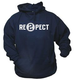 Derek Jeter Retirement -New York Yankees Captain - Re2pect Hoodie Sweat Shirt   #Jerzees