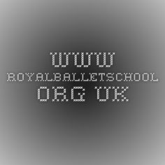 www.royalballetschool.org.uk