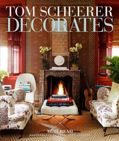 Tom Scheerer Decorates by Mimi Read! A collection of such smart looking spaces | #gifts |