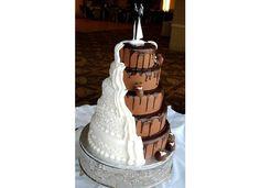 The Vanilla And Chocolate Cake