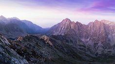 Fantastical purple mountain range. . Credit: Štefan Štefančík . . #VysokéTatry #Slovakia #mountains #mountaintop #mountaineer #purpleclouds #fantasy #mountainrange #landscape #nature #outdoors #freshair  #viewpoint #epicview #naturephotography #landscapephotography