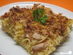 Thunfisch-Nudel-Auflauf   Cookarella – Rezepte, kreatives Kochen und mehr! ♥