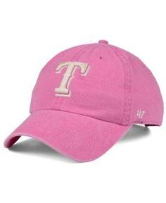 competitive price 300cb a9fd3  47 Brand Texas Rangers Summerland CLEAN UP Cap   Reviews - Sports Fan Shop  By Lids - Men - Macy s