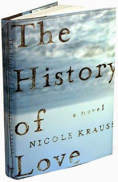 Little Reminders of Love: Recommended Read: The History of Love by Nicole Krauss