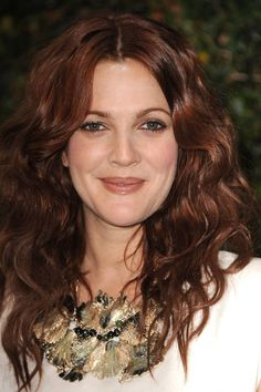 Hair color - maybe someday.   Celebrity Red Hair Color Ideas - Best Red Hair in Hollywood - Harper's BAZAAR