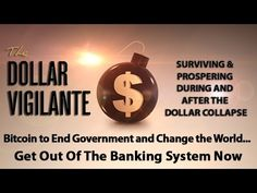 Offentliggjort den 3. maj 2016 : Bitcoin to End Government and Change the World... Get Out Of The Banking...