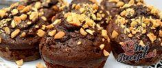 Jablečný zákusek - sedmé nebe | NejRecept.cz 20 Min, Food Porn, Cupcakes, Sweets, Cookies, Chocolate, Breakfast, Halloween, Recipes