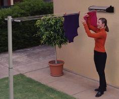 tendoir linge arbre 1 jardin en 2019. Black Bedroom Furniture Sets. Home Design Ideas