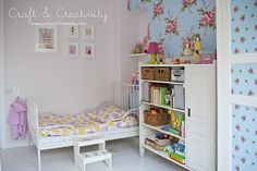 Toddler room for girls