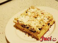 Könnyű a főzés, ha van miből!: Szilvás reszelt sütemény Apple Pie, Lasagna, Ethnic Recipes, Food, Essen, Meals, Yemek, Apple Pie Cake, Lasagne