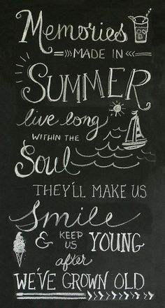 See last year's summer chalkboards from my porch by clicking here and ...