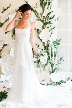 The Rose & Delilah Mia Dress | The Rose and Delilah 2016 Bridal Collection | www.onefabday.com