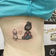 Tatto dog