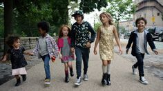 We're All Young Together: Barneys New York Kids Video Lookbook