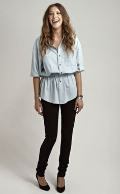 sweety casual style