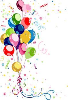 Happy Birthday Clip Art, Beautiful Birthday Cards, Happy Birthday Wallpaper, Birthday Clips, Birthday Charts, Happy Birthday Pictures, Birthday Frames, Happy Birthday Messages, Happy 2nd Birthday