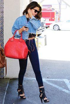 Selena Gomez leaving Casa Vega Restaurant in Los Angeles on April 21, 2014