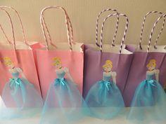 10 Pieces Disney Princess Cinderella Birthday by rizastouchofflair
