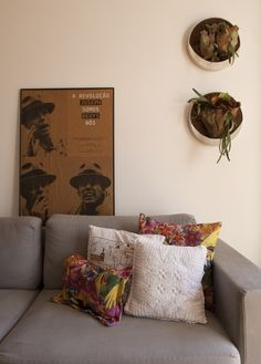 Open house - Paola Abiko. Veja: http://www.casadevalentina.com.br/blog/detalhes/open-house--paola-abiko-3012 #decor #decoracao #interior #design #casa #home #house #idea #ideia #detalhes #details #openhouse #style #estilo #casadevalentina #livingroom #saladeestar