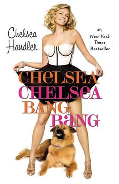 WHAT . . . A RIOT! Life doesn't get more hilarious than when Chelsea Handler takes aim with her irreverent wit. Who else would send all-staff emails to smoke out the dumbest people on her show? Now, i