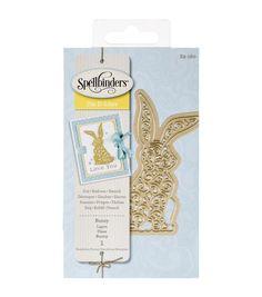 Spellbinders Shapeabilities D-Lites Bunny Die