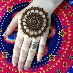 Mehndi henna designs are always searchable by Pakistani women and girls. Women, girls and also kids apply henna on their hands, feet and also on neck to look more gorgeous and traditional. Mehndi is used on all occasions like Eid's, … Continue reading → Round Mehndi Design, Mehndi Designs Book, Mehndi Design Pictures, Modern Mehndi Designs, Mehndi Designs For Fingers, Beautiful Mehndi Design, Latest Mehndi Designs, Mehndi Images, Round Design